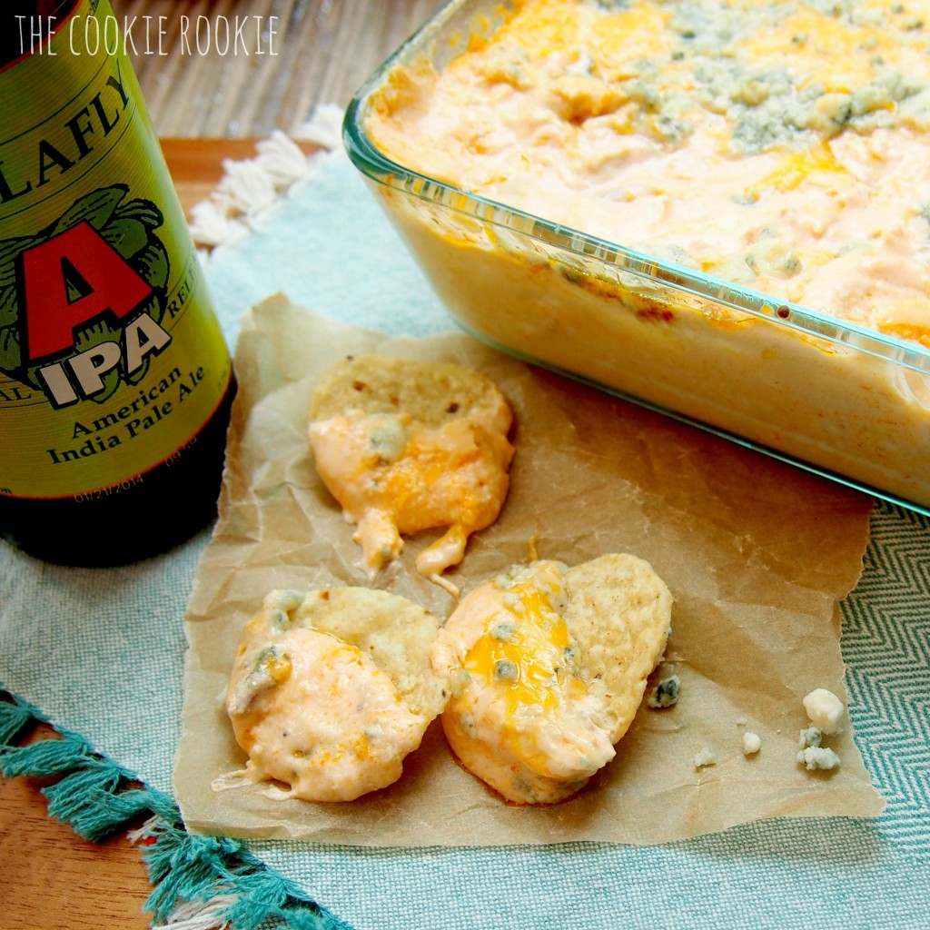 Simple Summer Chip & Dip Recipes: Beer Buffalo Chicken