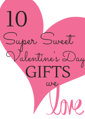 Super Sweet Valentine's Day Gifts for Him