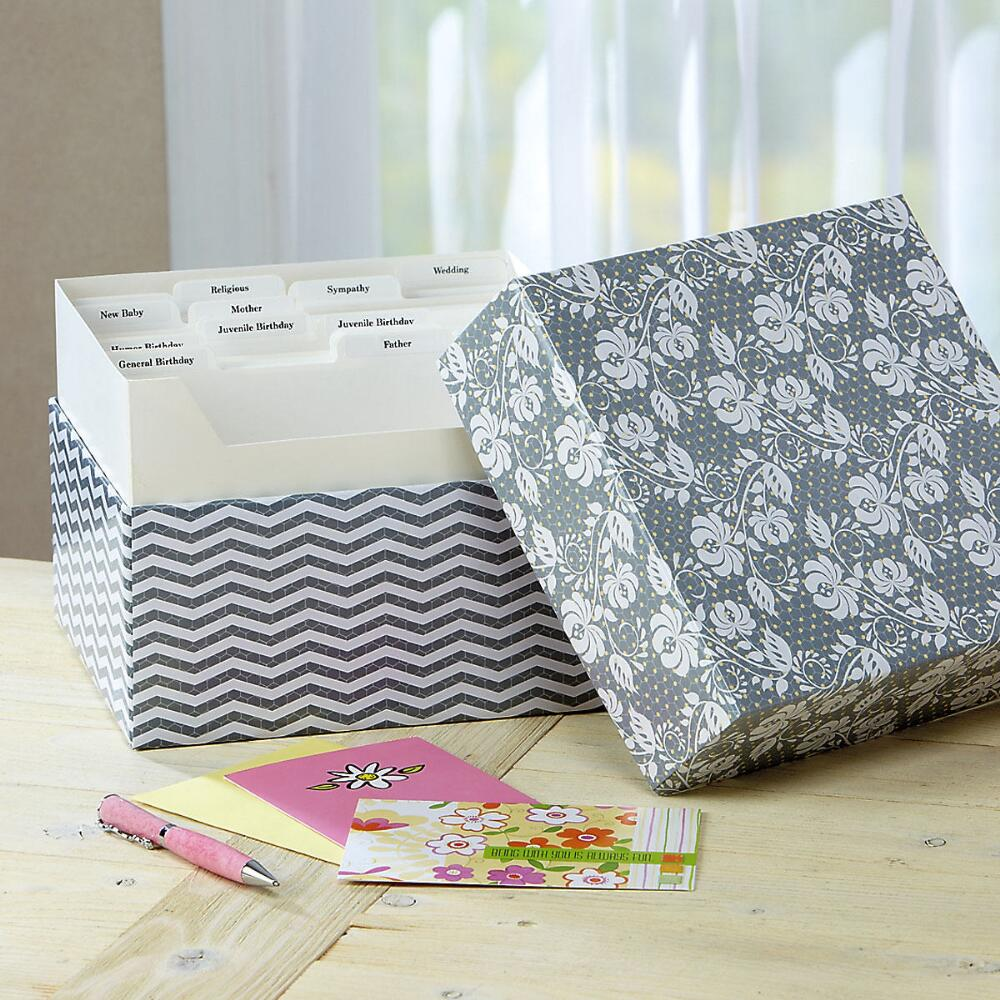 5 cute ways to store your greeting cards m4hsunfo