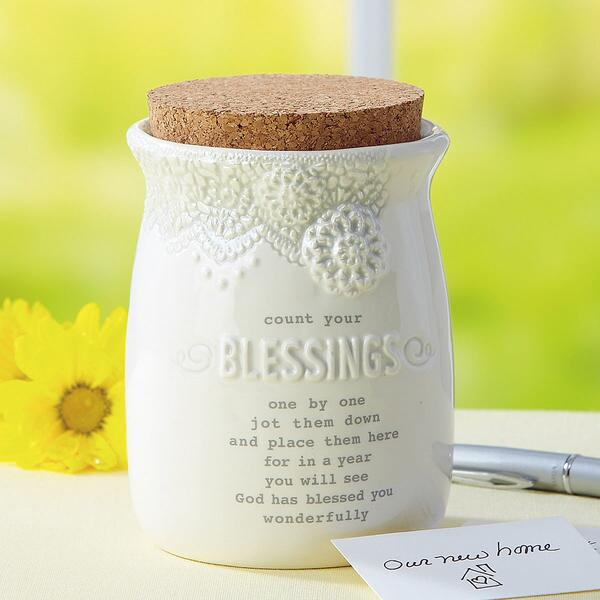 Blessings Jar by Current Catalog