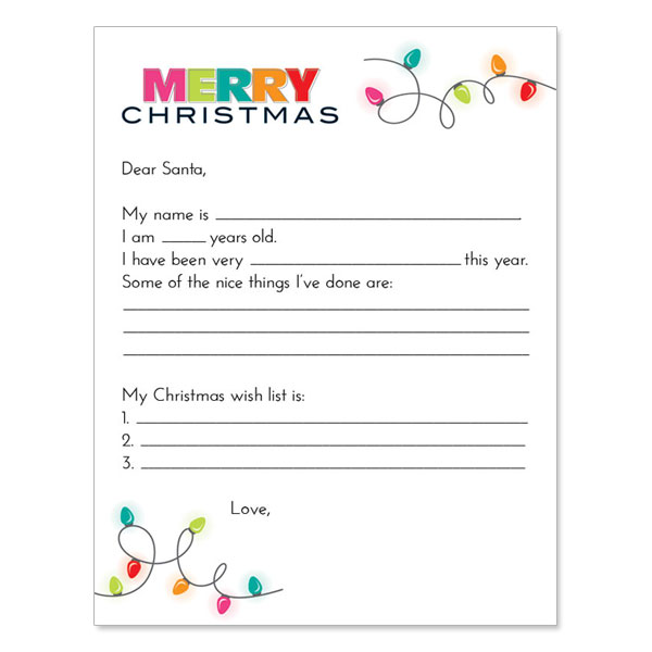 how to write the perfect dear santa letter current blog. Black Bedroom Furniture Sets. Home Design Ideas